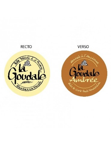 Sous-Bocks GOUDALE / GOUDALE AMBREE...