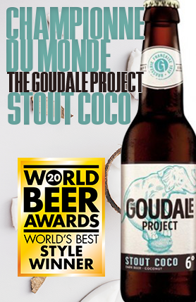 LA GOUDALE PROJECT STOUT COCO 33CL
